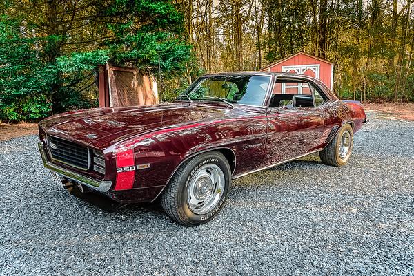 1969 Camaro - PINEHURST, NC
