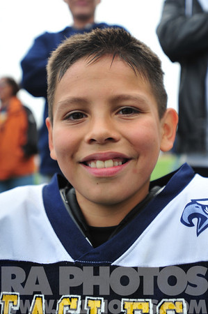 2012 JR SUPERBOWL; - FIVE CITIES AWARDS