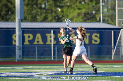 5/10 Girls Quarterfinals Overlake at Bainbridge Island by Michael Jardine