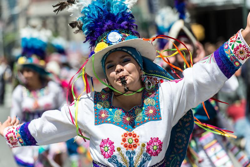 Alma Boliviana - Bolivian Tinkus