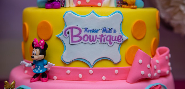 AMOR MIA'S BOW-TIQUE  2ND BIRTHDAY