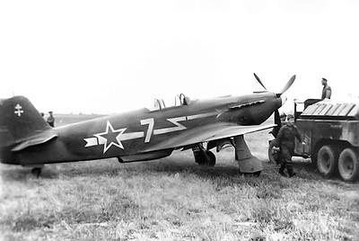 Russian planes WW II