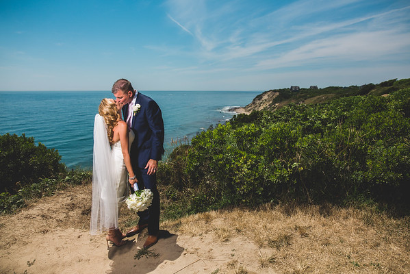 Erika and Kevin - 7.16.16 - Block Island