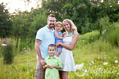 Kellie & Ryan {2014 family session}