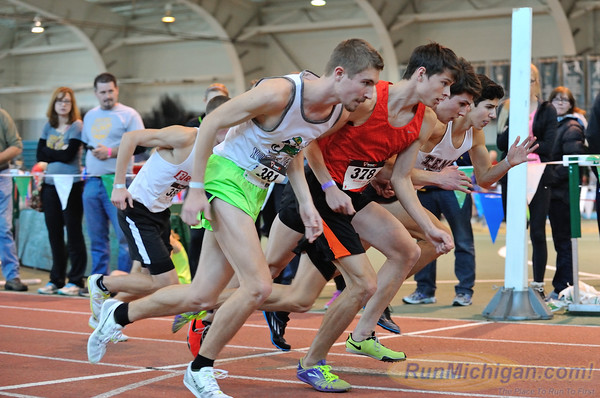 Featured #2 - 2015 MITS State Meet