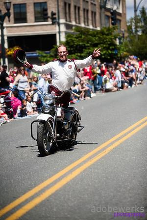 Everett 4th of July Parade