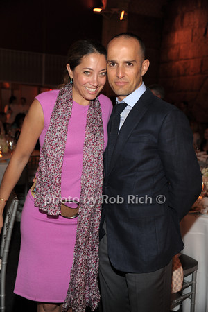 Christina Imundi, Alfonso Paradinas   photo  by Rob Rich © 2014 robwayne1@aol.com 516-676-3939