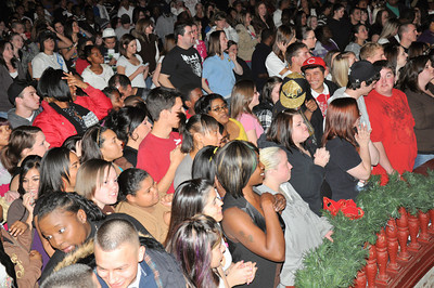 93.9 Holiday Jam featuring Omarion and Chamillionaire Dec 10, 2009