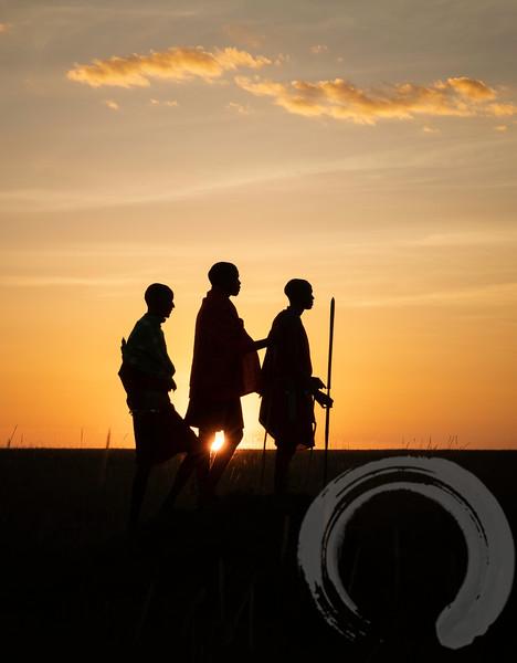 The 3 Masai