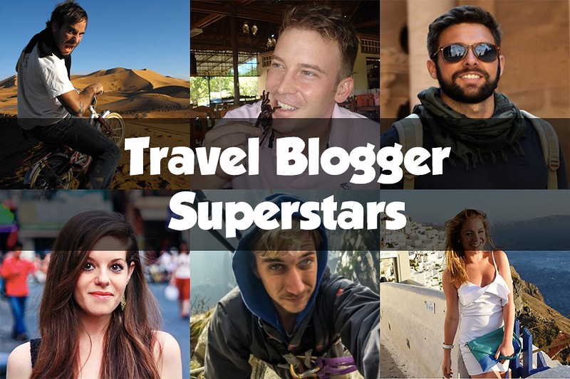 Travel Bloggers: May Edition