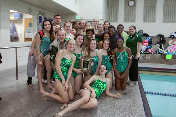 2015-2016 IAAM Swim Championship