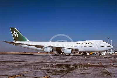 Air Atlanta Boeing 747 Airliner Pictures
