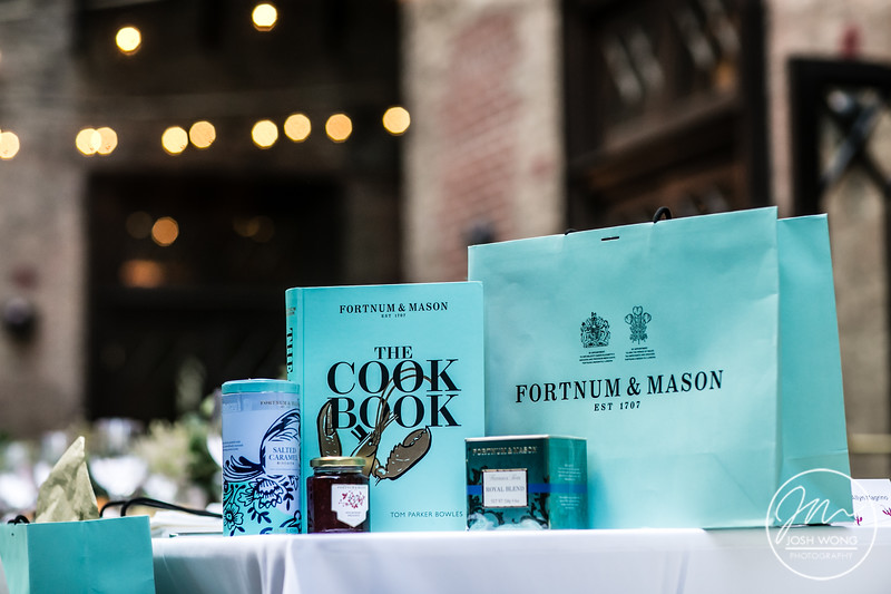 The Cook Book by Tom Parker Bowles - Book Launch Party