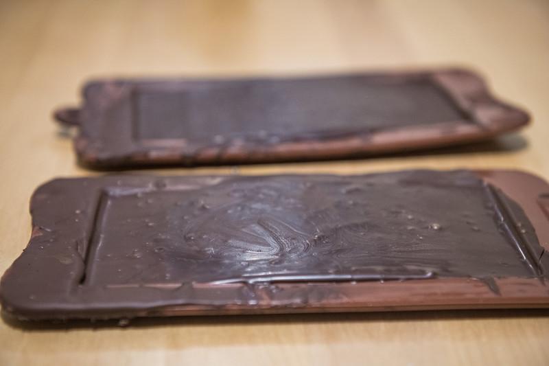 Molded Chocolate Bar!