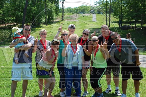 June 1 - Family Olympics