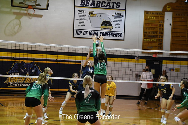 Volleyball vs Osage
