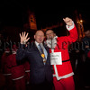 Newry Chamber of Commerce President Michael McKeown pictured with Jack Murphy. R1549021