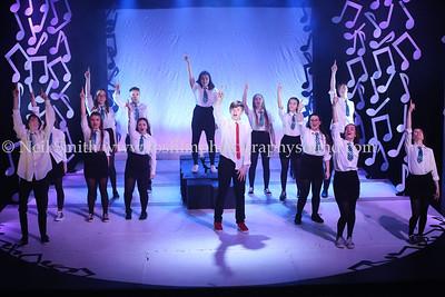 'Step In Time' - Theatre Studio