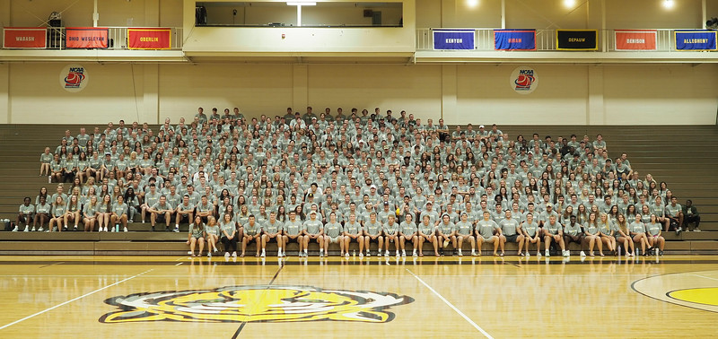 2019 DePauw Athletics Group