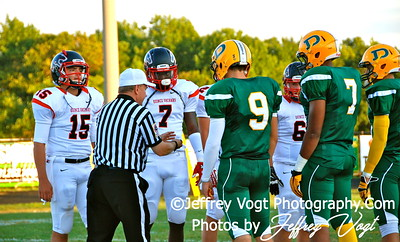 09-20-2013 Damascus HS vs Quince Orchard HS Varsity Football, Photos by Jeffrey Vogt Photography with Lisa Levenbach