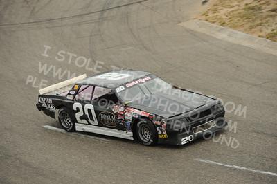 Thunder Cars Practice & Racing
