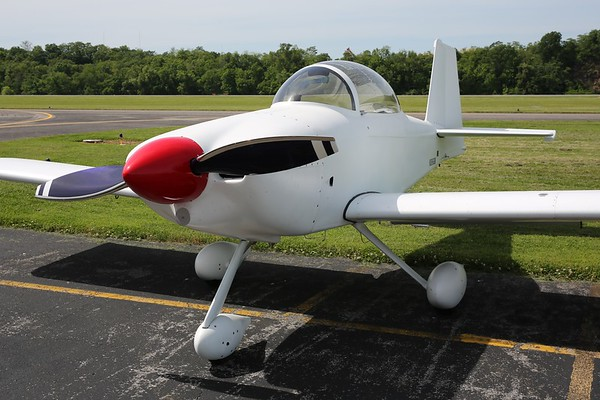 2017 Vans RV-8A, Knoxville, 07May19