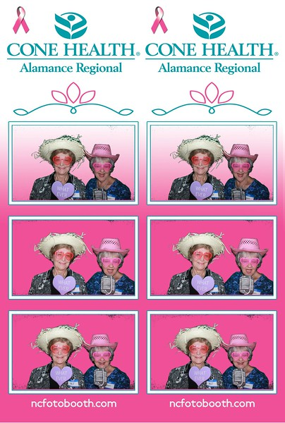 Alamance Regional Breast Cancer Awareness