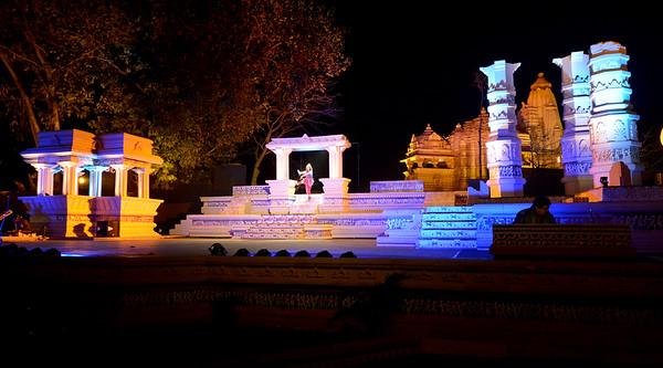 Khajuraho Dance Festival, Feb 2014 - Select Images