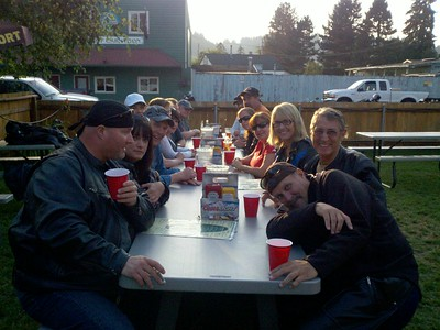 Ride to Petes - 8-10-11