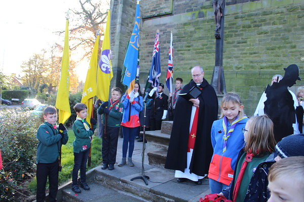 2019-11-10 Remembrance Day Parade