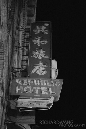 Lost Neon - Chinatown