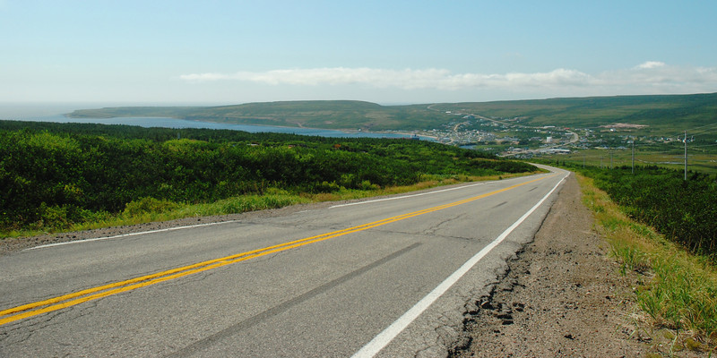 Labrador Coastal Drive - Labrador
