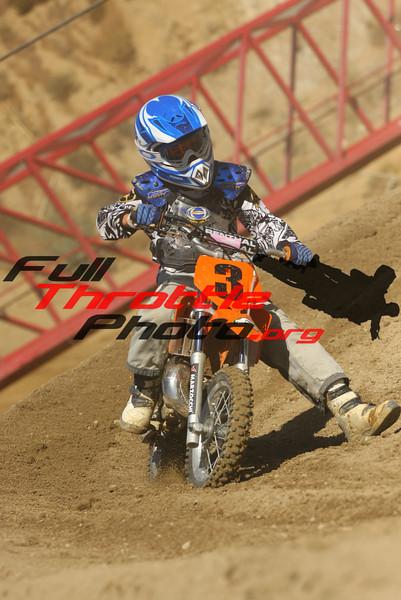 Practice 7 & 8: 50cc/Quads