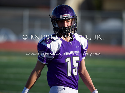 Ben Welch - BHS JV Football (2017)