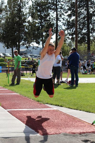 Hershey Track Meet 2012
