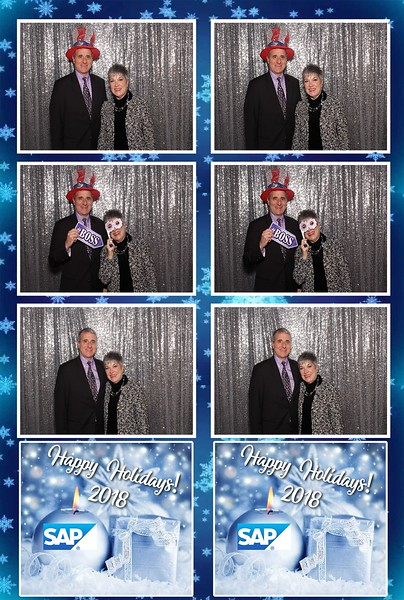SAP Holiday Party (11/30/18)