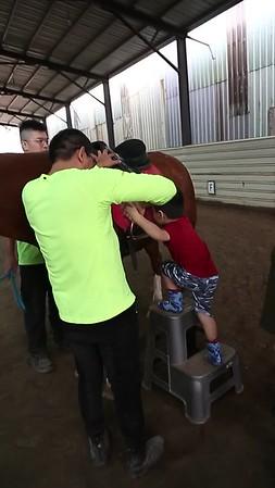 20190922 馬德里騎馬體驗