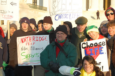 1.2011 NRP at March for Life 2011