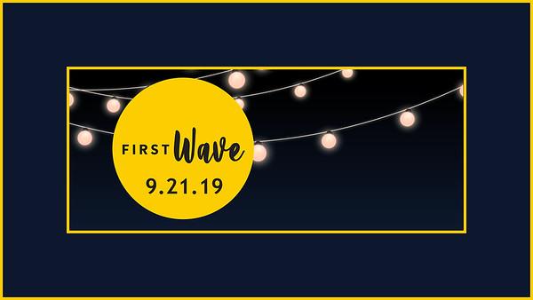 First Wave Night Bazaar