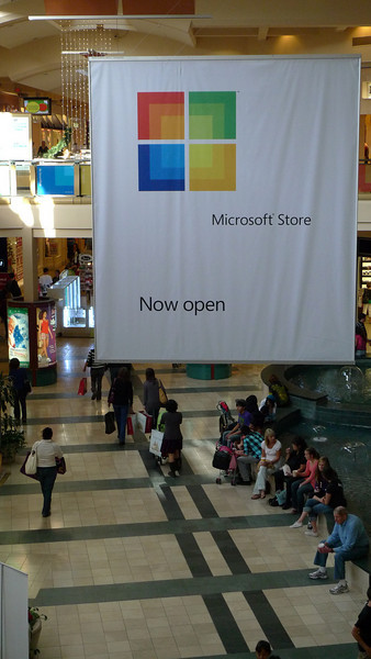 Black Friday at Microsoft Store