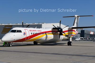 2021-03-30 Fire Fighter Dash 8 @ VIE