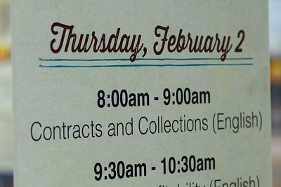 Thursday Education