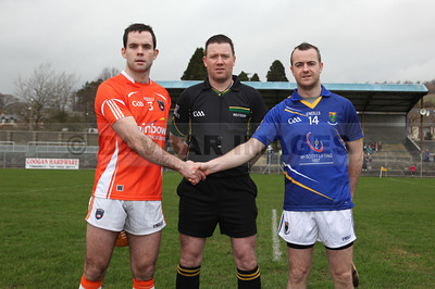 Wicklow v Armagh