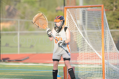 Cal High vs Livermore Women's Varsity Lacrosse - 18 April 2014