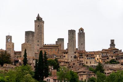 San Gimignano 2013