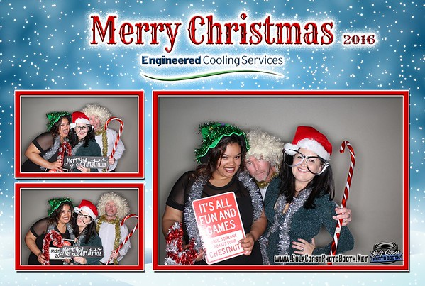 Engineered Cooling Service Christmas 2016
