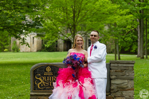 Leah & Rob; May 16