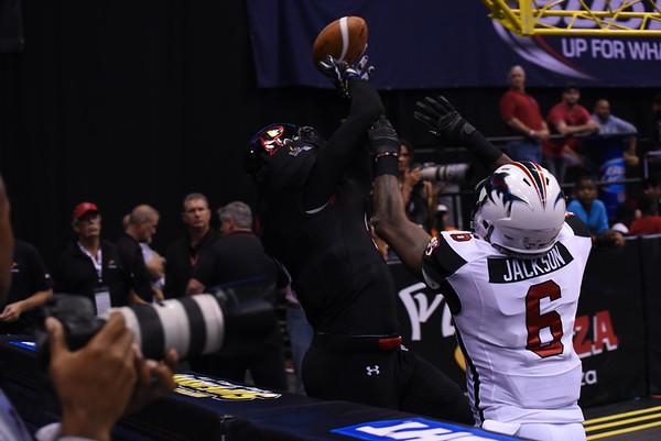 Orlando Predators (56) vs Jacksonville (59) 5-27-16