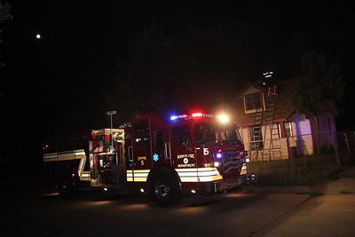 House Fire 549 N. Ash (7/23/10)
