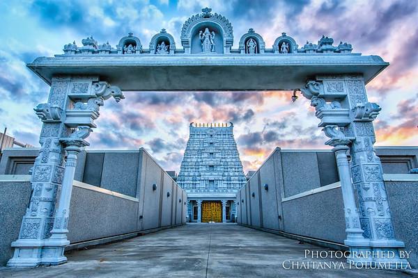 Temple Pictures by Chaitanya Polumetla